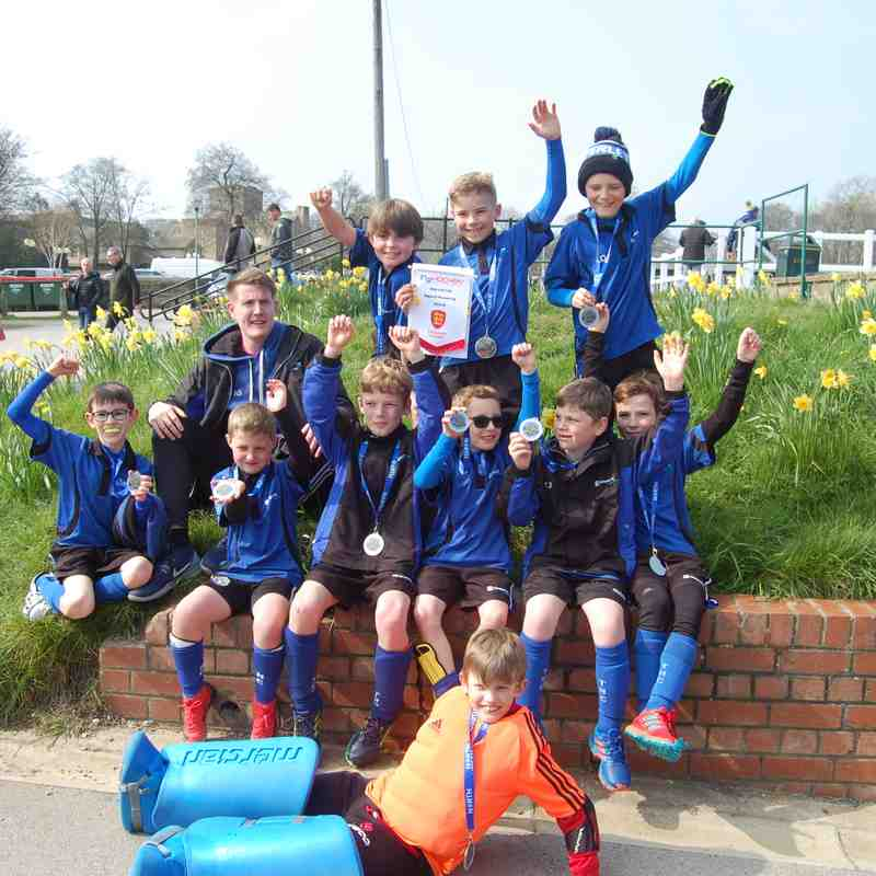 North U10 Finals 7th April 2019