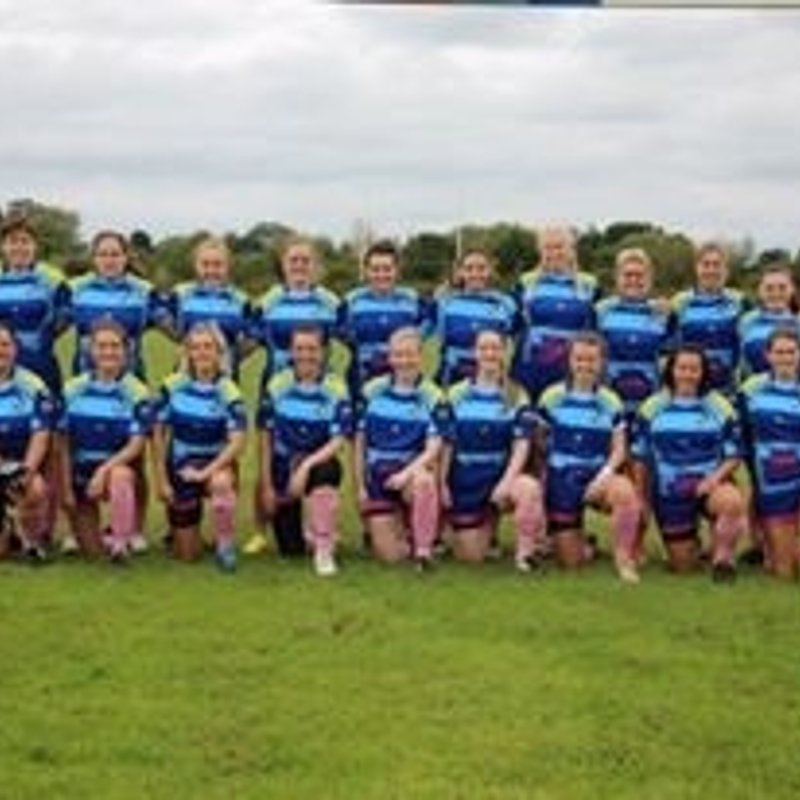 Garstang Ladies beat Sefton Ladies II 5 - 25
