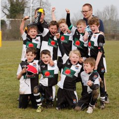 U10s Warriors Festival