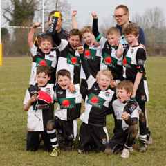 Under 10s win at Warriors Festival
