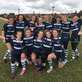 Fantastic away win for TWRFC Ladies U15