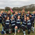 TWRFC Ladies U15s steal a massive win on the coast