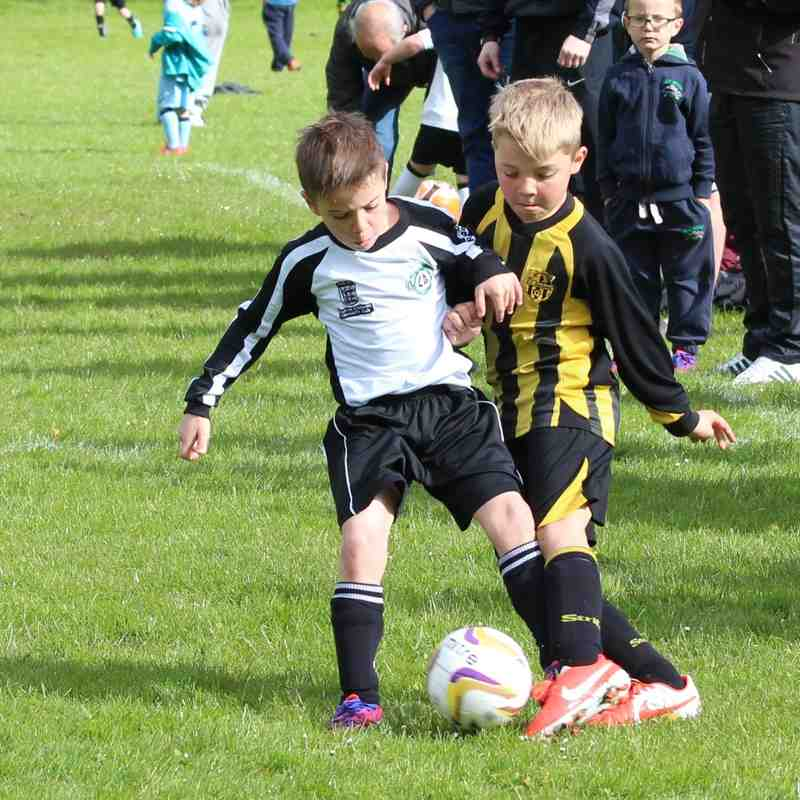 U7s Summer League 16-05-15