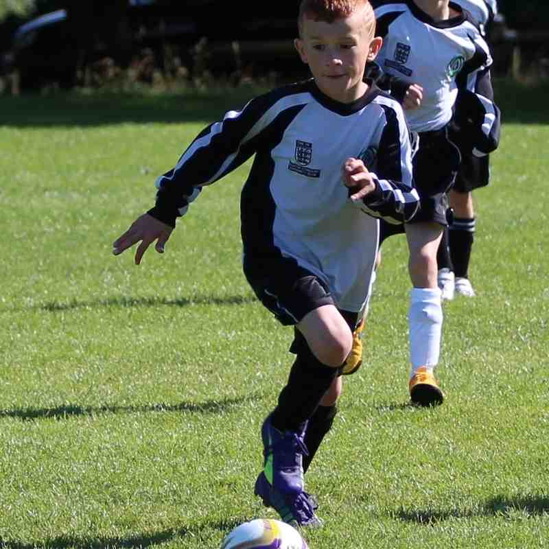 U7s Summer League 25-07-15