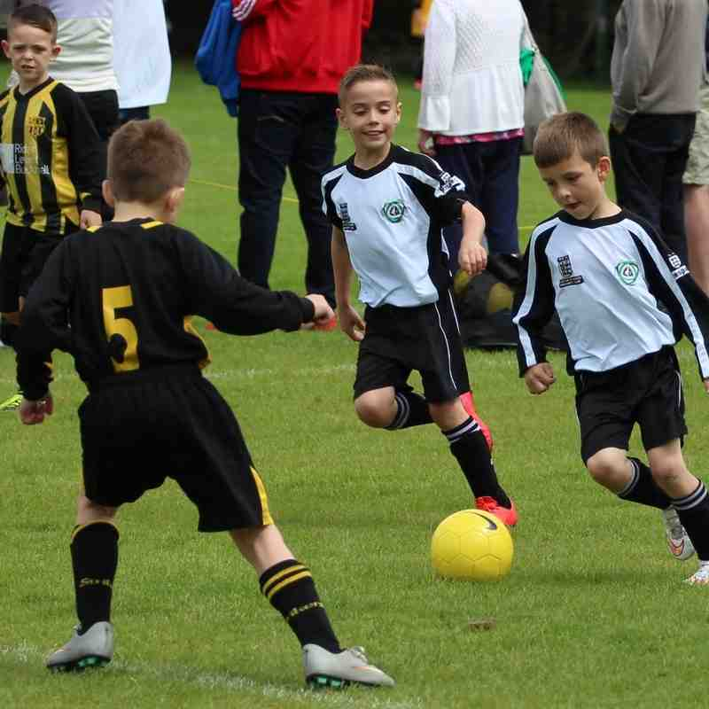 U7s Summer League 27-06-15
