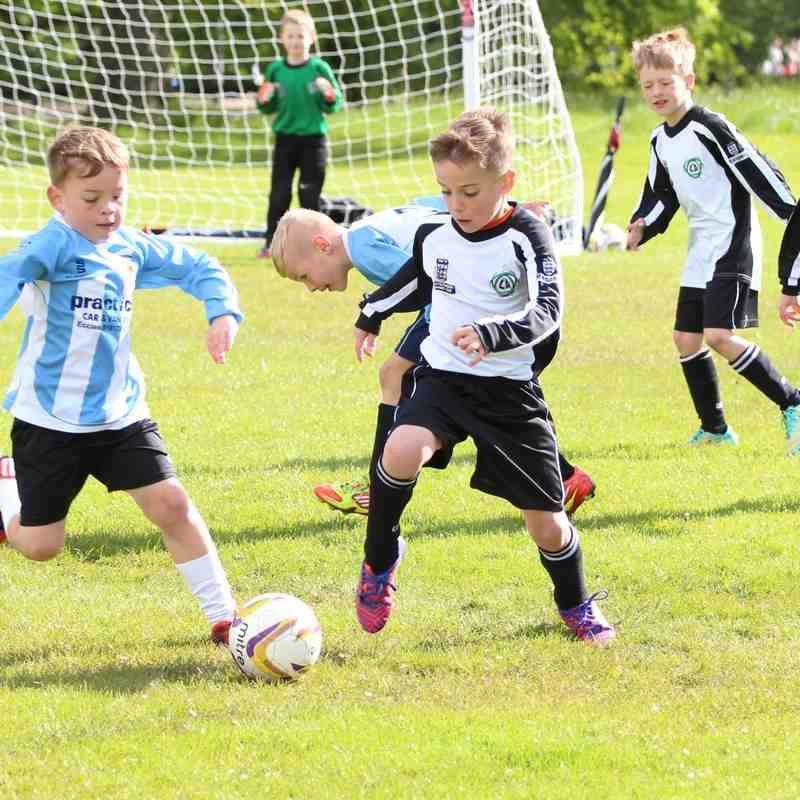 U7s Summer League 30-05-15