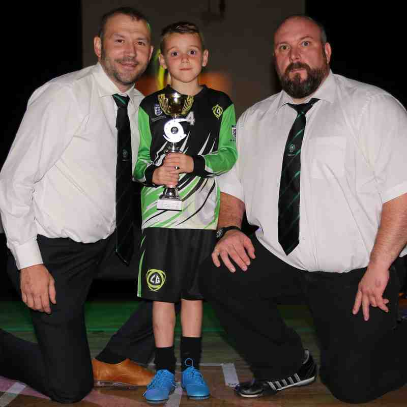 Presentation Night, 16-06-17.  u6, 7 ,8 + 9s.