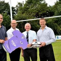 Leicestershire-based Property Consultants Pledge Long-Term Support for Leicester Lions
