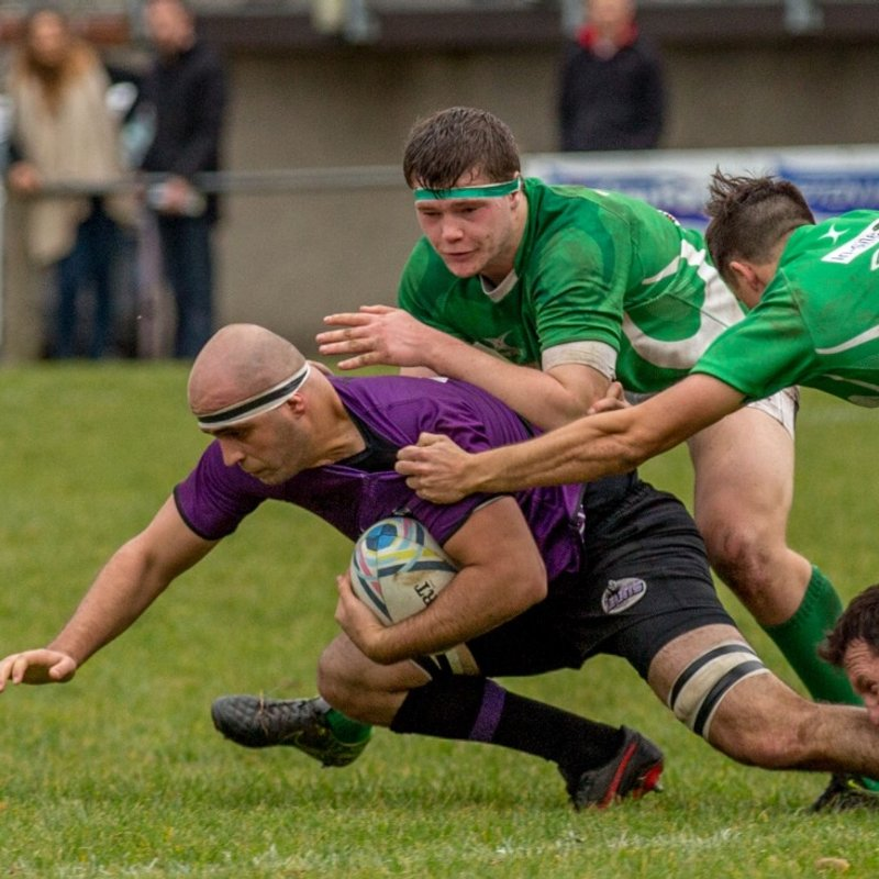 Leicester Lions 36 Wharfedale 12