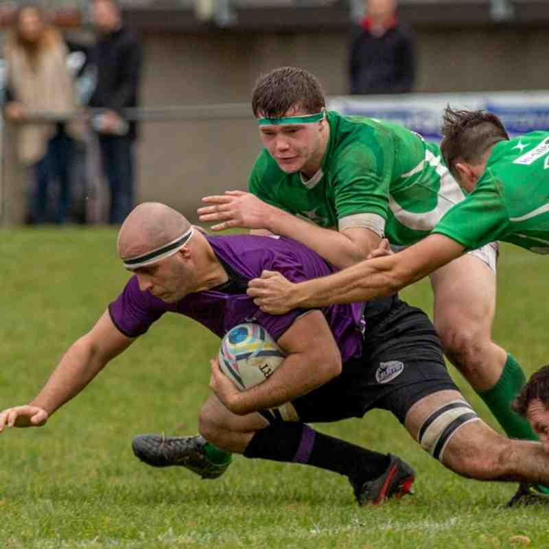 1st XV v Wharfedale - Sat 29 Oct 2016