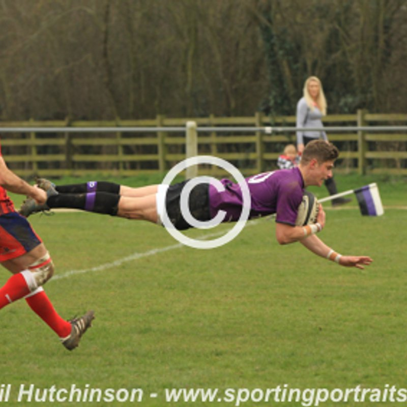 Leicester Lions 24 Chester 19