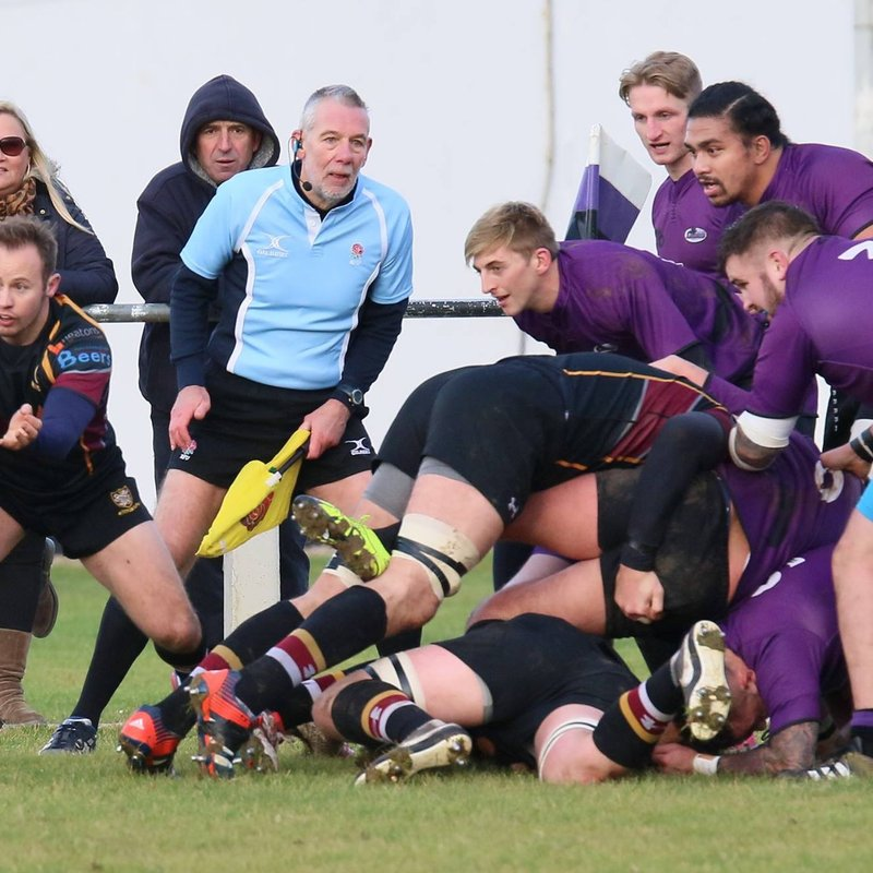 1st XV expect a tough game at league leaders Caldy