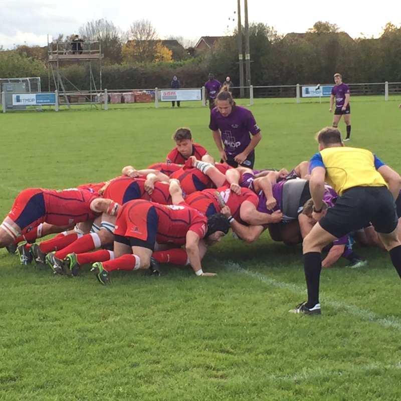 Leicester Lions 35 Chester 14