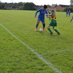 Westbury Belles Girls U15 V FC Chippenham Girls U15
