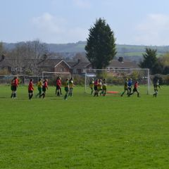 Westbury Belles V Highworth Girls u15 County Cup Semi Final