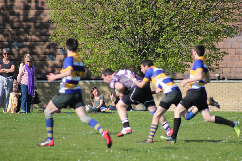 Shire Hall at home playoff 2017