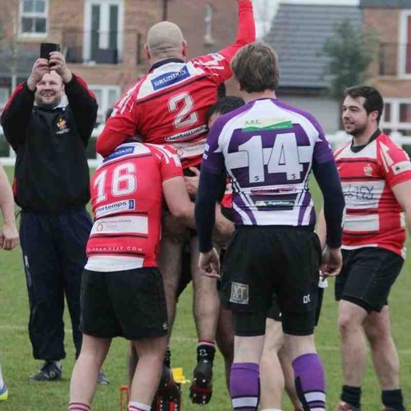 Outlaws vs Didcot Away Jan 2019