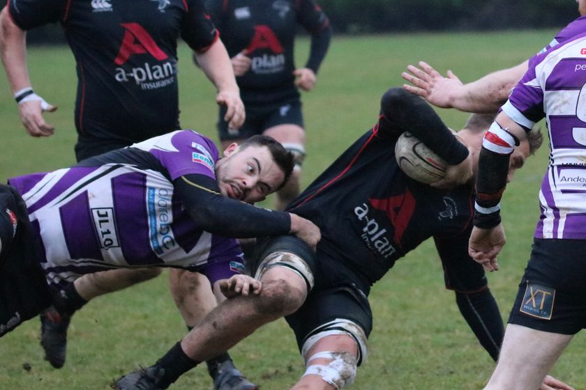 Wheatley Come of Age with Epic 17-16 over All Blacks