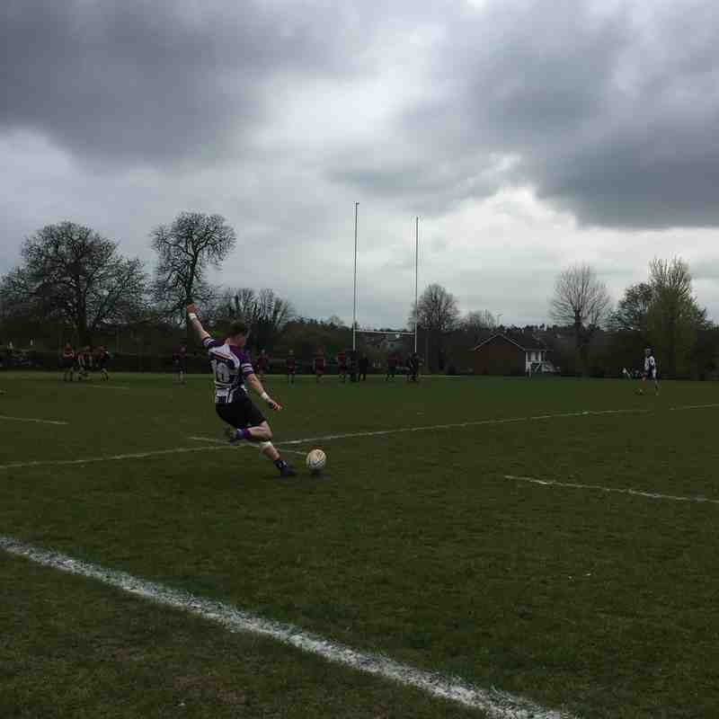 Wheatley vs Bletchley home April 2019
