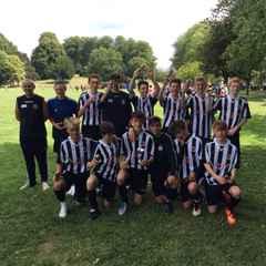 Portishead Youth U16 Season 2015/6 - Tournament Winners
