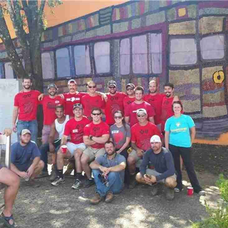 "Nooga Rugby ""Day of Caring"""