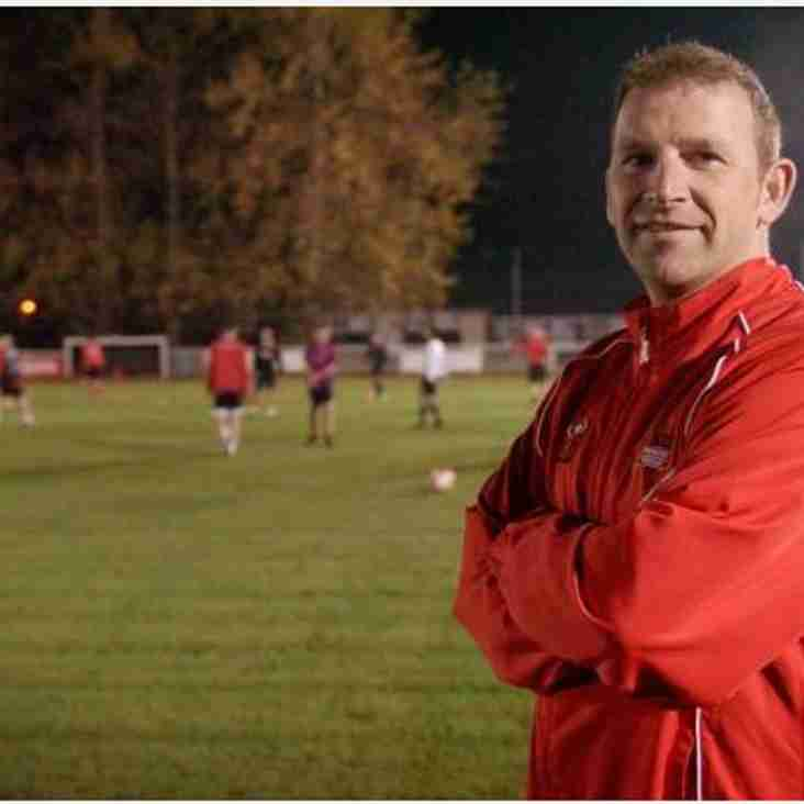CHASETOWN FC: NEW MANAGERIAL APPOINTMENT