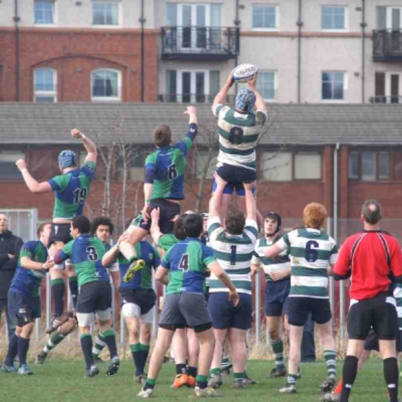 Boroughmuir v Dunbar U18 3rd March 2012