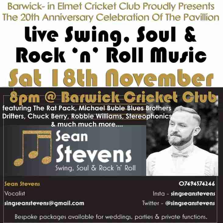 Live Swing,Soul & Rock 'n' Roll Music