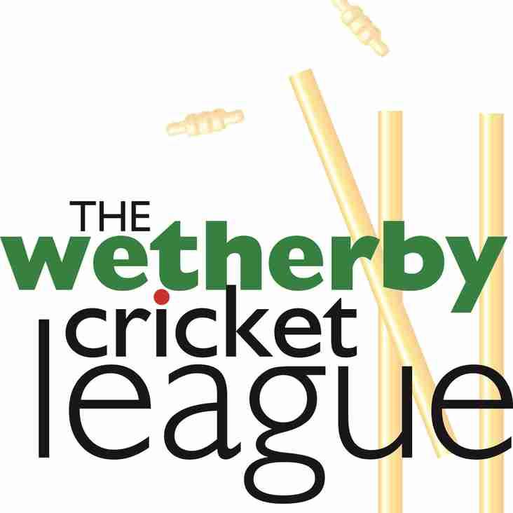 2019 Wetherby Cricket League Season Opener