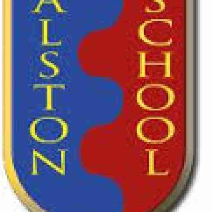 Alston Finally Fire!
