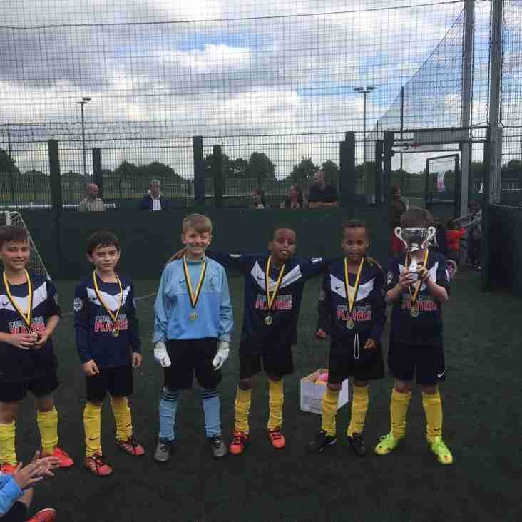 AUDLEY'S YEAR 4s POWER TO CUP TRIUMPH!
