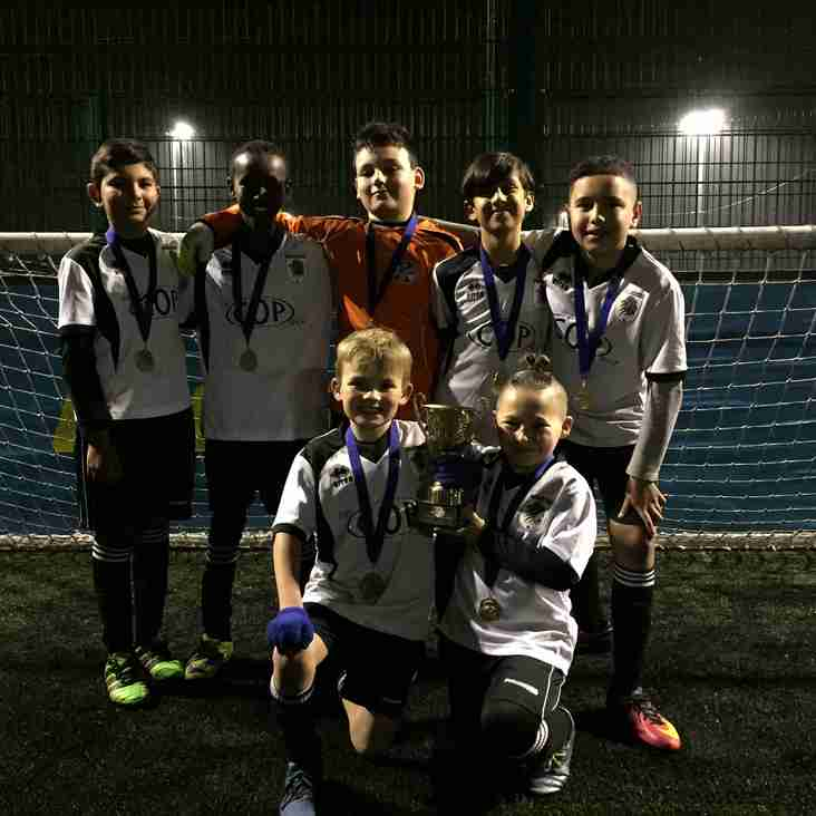 Youths Capture Year 5 Trophy!