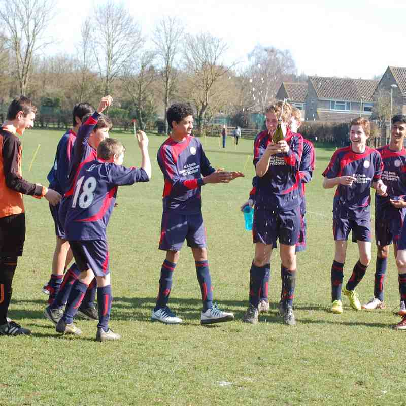 Final game 22/3/15