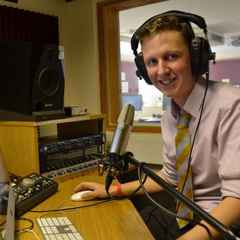 Young reporter picks up top radio award.