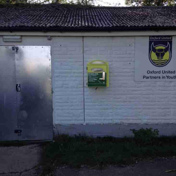 Club asset vandalised.