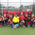Thame Hockey Club vs. Oxford ladies  8's