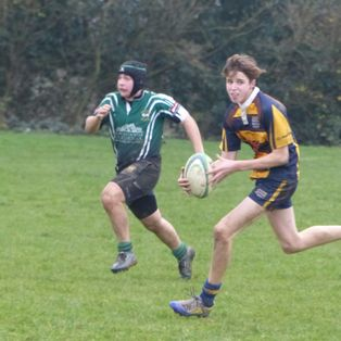 Heathfield and Waldron RFC vs Worthing U16 (friendly)