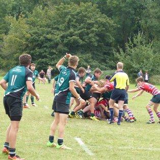 Tonbridge Juddians vs Heathfield & Waldron U18 (Friendly) - 18 September 2016