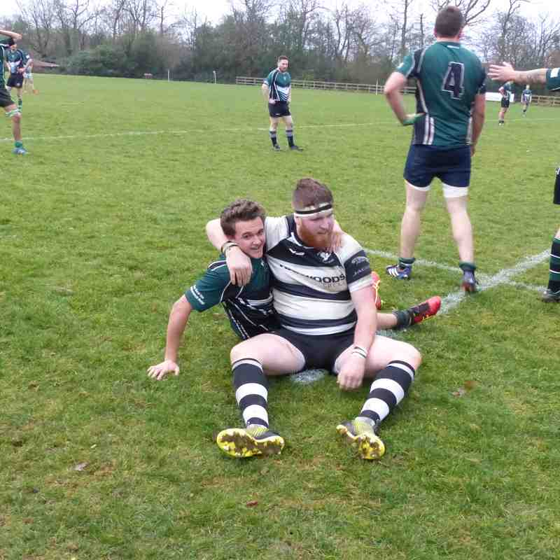 Heathfield Second XV v Pulborough