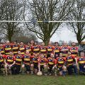 Pulsars Bow Out of Middx Cup for Vets