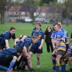 THREES LOSE CUP SEMI-FINAL THRILLER