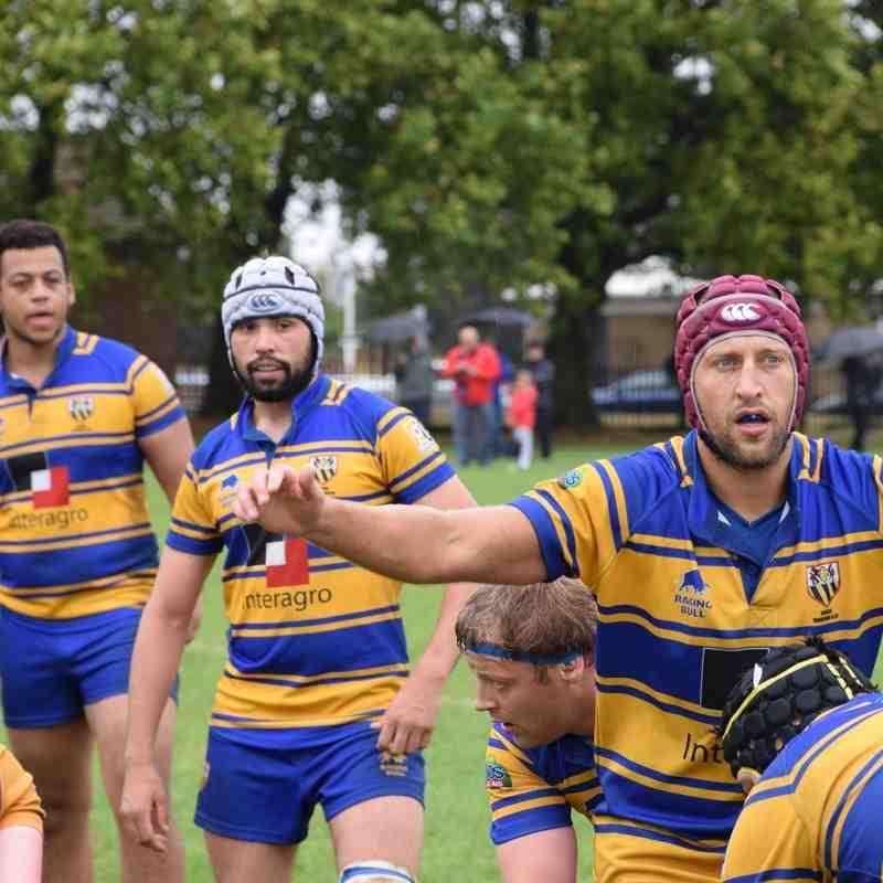1st XV v Hampstead 10-09-16