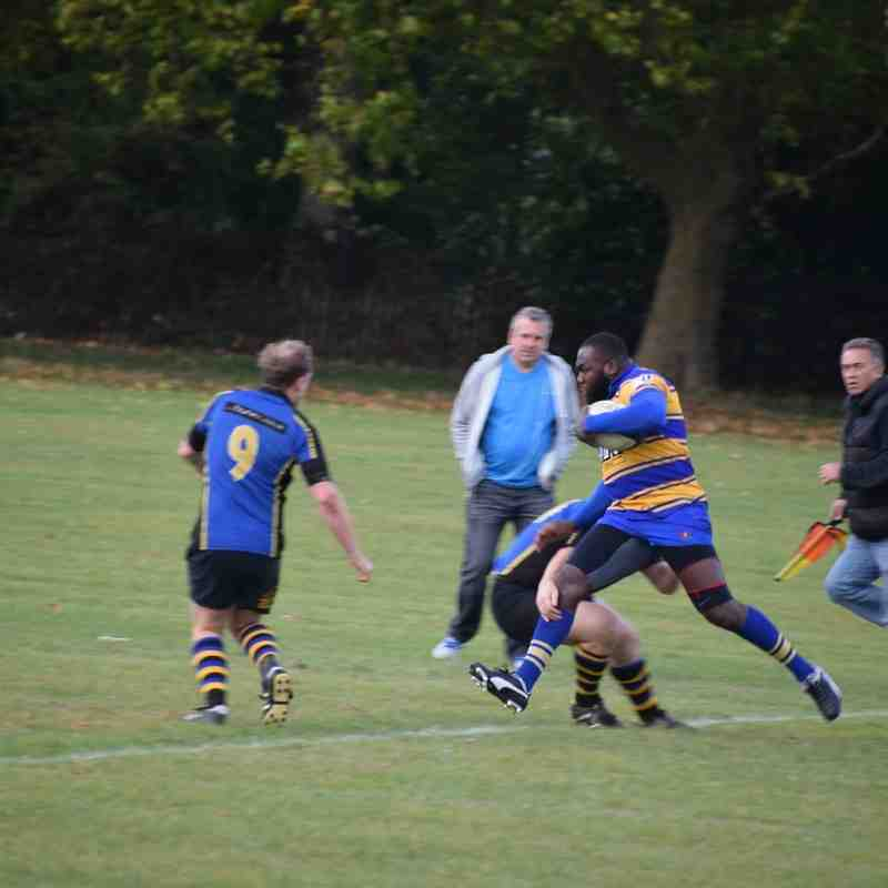 2nd XV v Hertford 4th XV 15/10/16