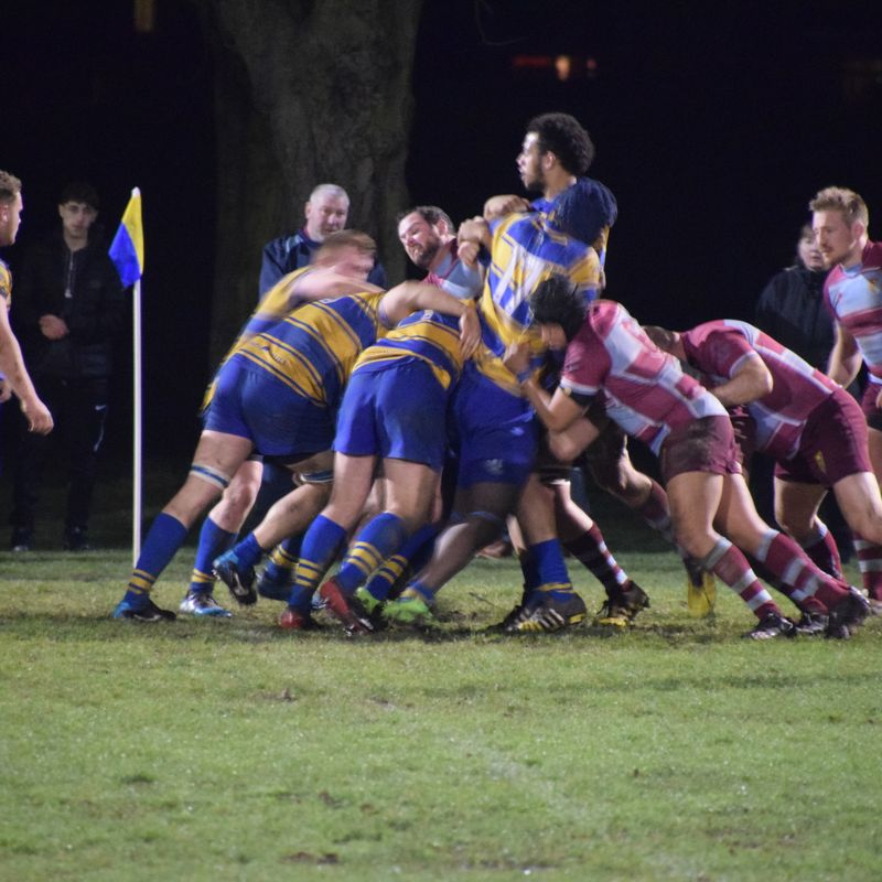 1st XV v Chiswick 16/03/18