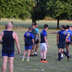 Training on 17/07/18