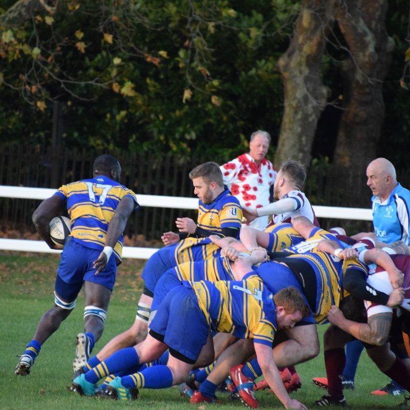 1st XV v Welwyn 03/11/18
