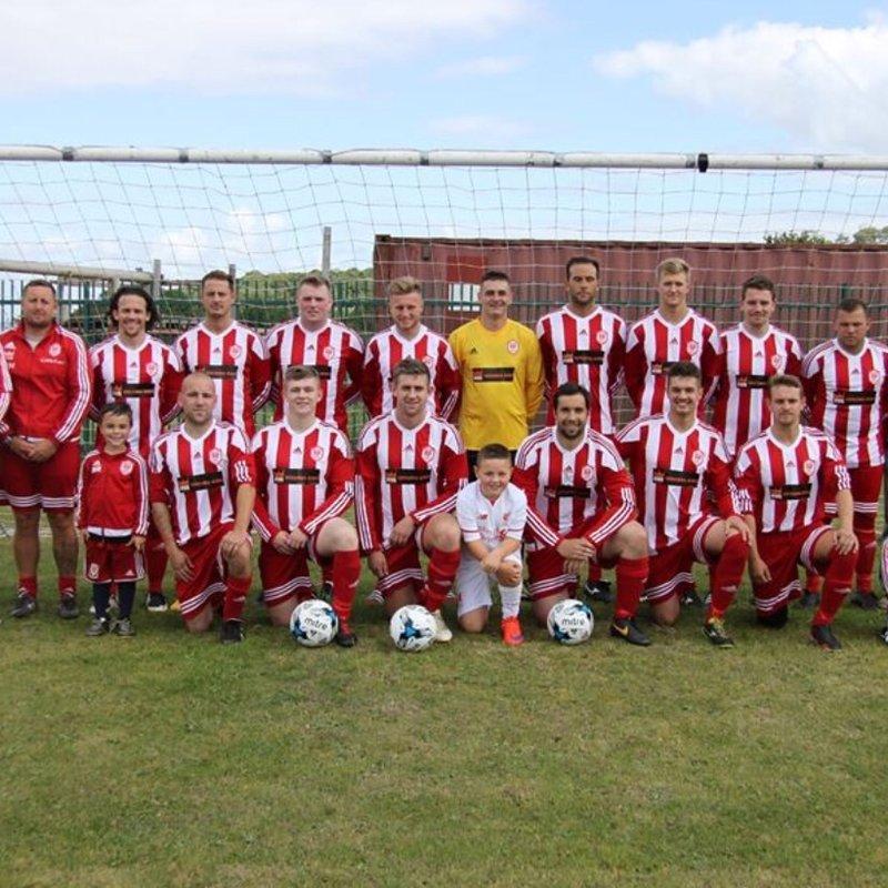 PRESTATYN SPORTS FC beat Mynydd Llandegai 2 - 4