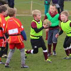 Ponteland Minis at the County Festival 24th April.
