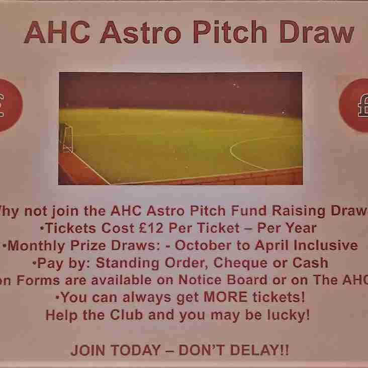 Astro Draw winners for March 2017