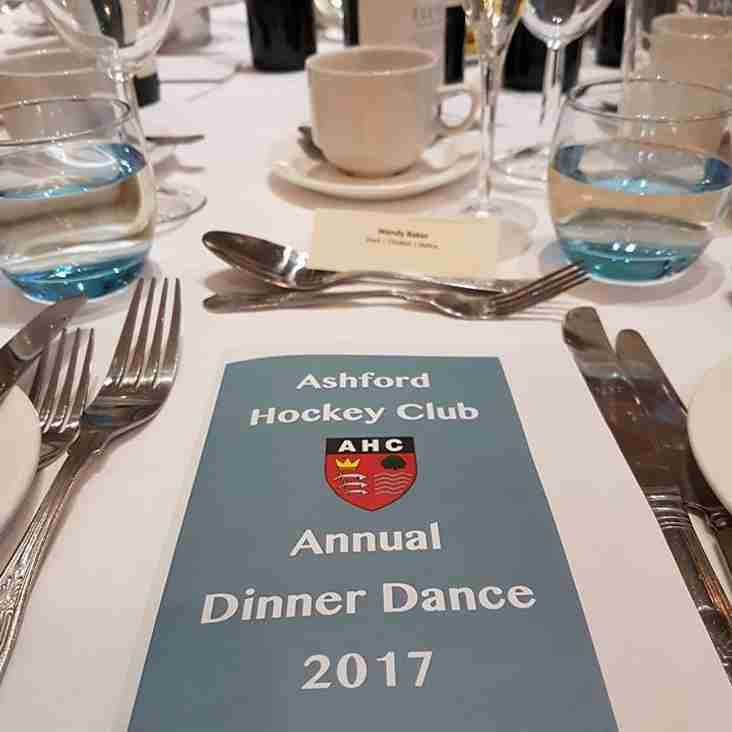 2017 ANNUAL DINNER - PRIZE WINNERS & RICHARDSON-WALSH KIT ITEMS AUCTION RESULTS